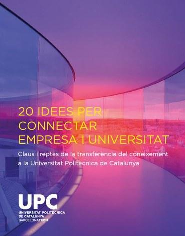 """Es publica el llibre """"20 idees per connectar empresa i universitat"""""""