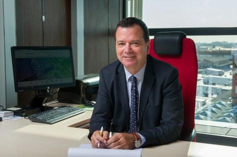 """Josep Tejedo Fernández: """"Mercabarna ha creat la primera Universitat d'Estiu amb la col·laboració de la UPC"""""""