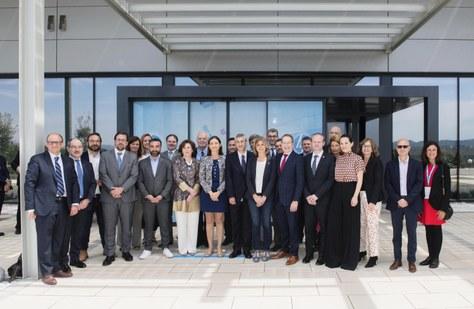 Sessió d'inauguració del nou centre de tecnologia 3D d'HP, 13 de juny de 2019