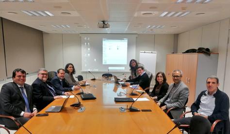 Tercera reunió del GE3 del Consell Empresarial de la UPC (Grup Estratègic de Formació i Apoderament) 27 de març de 2019, 19 h